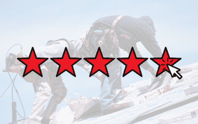 Online Reviews & Reputation Management for Roofing Contractors